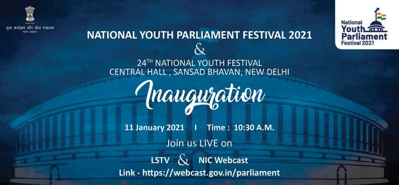 National Youth Parliament Festival – 2021