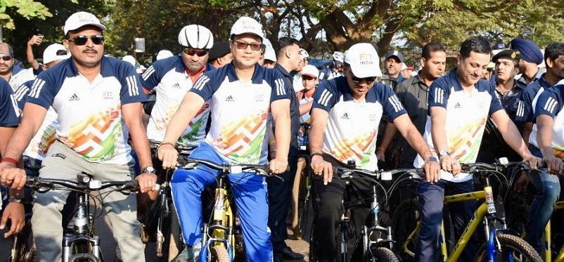 Fit India Cyclothon
