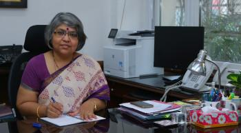 Message from Secretary : Smt. Sujata Chaturvedi, IAS