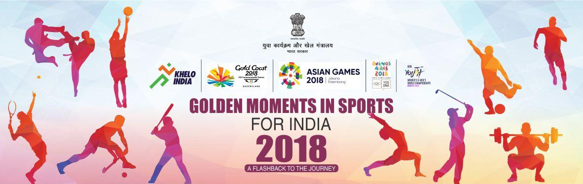 Golden moments in sports 2018